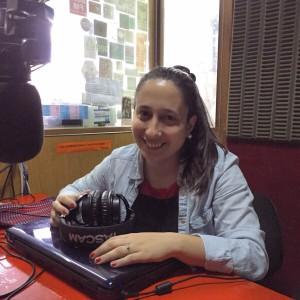 Lic. Carolina Bas Lemos - Conducción, producción y relaciones institucionales.
