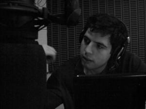 Lic. Javier Pérez Seveso - Conducción, producción y responsable de prensa
