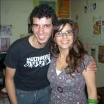 Nico Fernandez y Carmen Pi