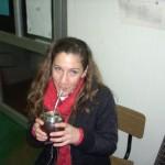 Yisela Sosa Mateando en Uni Radio-20.08.09