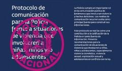 Audio: Lanzan Protocolo de Comunicación para la Policía