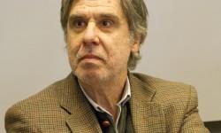 Decano de Fac. Humanidades Alvaro Rico