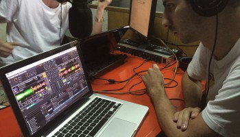 Entrevista al productor Lechuga Zafiro que adelantó dos tracks en La Mañana