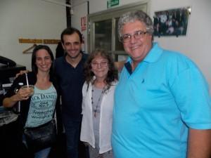 Escuchá la Serie 1 de El Garagje de UNI Radio: Periodismo en Carnaval.