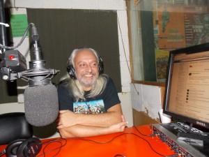 Walter Bordoni en El Garage de UNI Radio