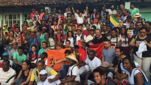 Motivos del paro Agrario en territorio colombiano