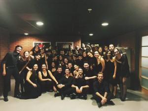 El Coro rapsodia pasó por La Mañana de UNI Radio