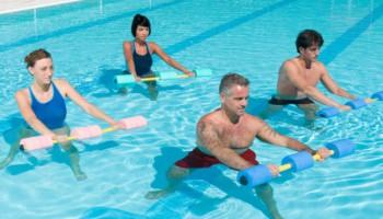 La Hidrogimnasia y su particular forma de ejercitarse