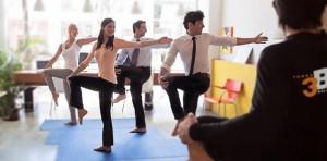 Gimnasia laboral en Buenas prácticas corporales