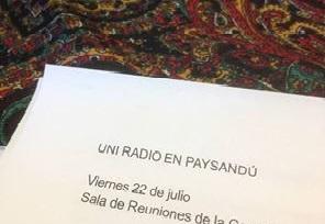 Transmisión especial desde CENUR litoral Norte Sede Paysandú