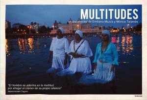 El documental Multitudes se proyectará en el Paraninfo de la UdelaR