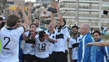 Facultad de Medicina es el nuevo campeón del Interfacultades Masculino de Fútbol