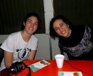 Clara Garcia y Viviana Ruiz