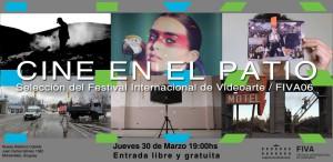 Cine En El Patio 2017