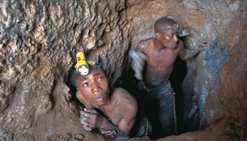 Coltán en África Subsahariana