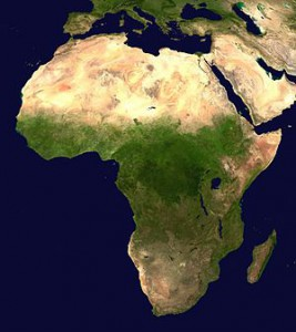300px-Africa_satellite_orthographic