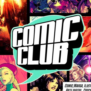 Comic Club 30-mayo-2017