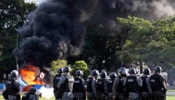 Situacion Brasil 26-05-2017