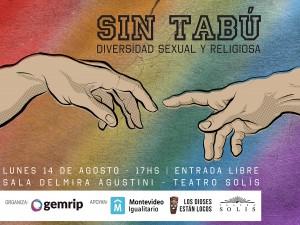 Sin Tabú, Diversidad Sexual y Religiosa