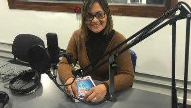 Flor de María Meza. Foto: UNI Radio.