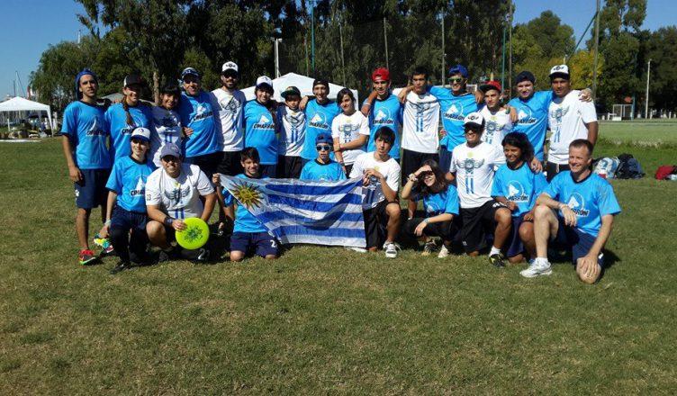 Foto: Facebook/ Ultimate Frisbee Uruguay